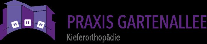 Logo Praxis Gartenallee KFO