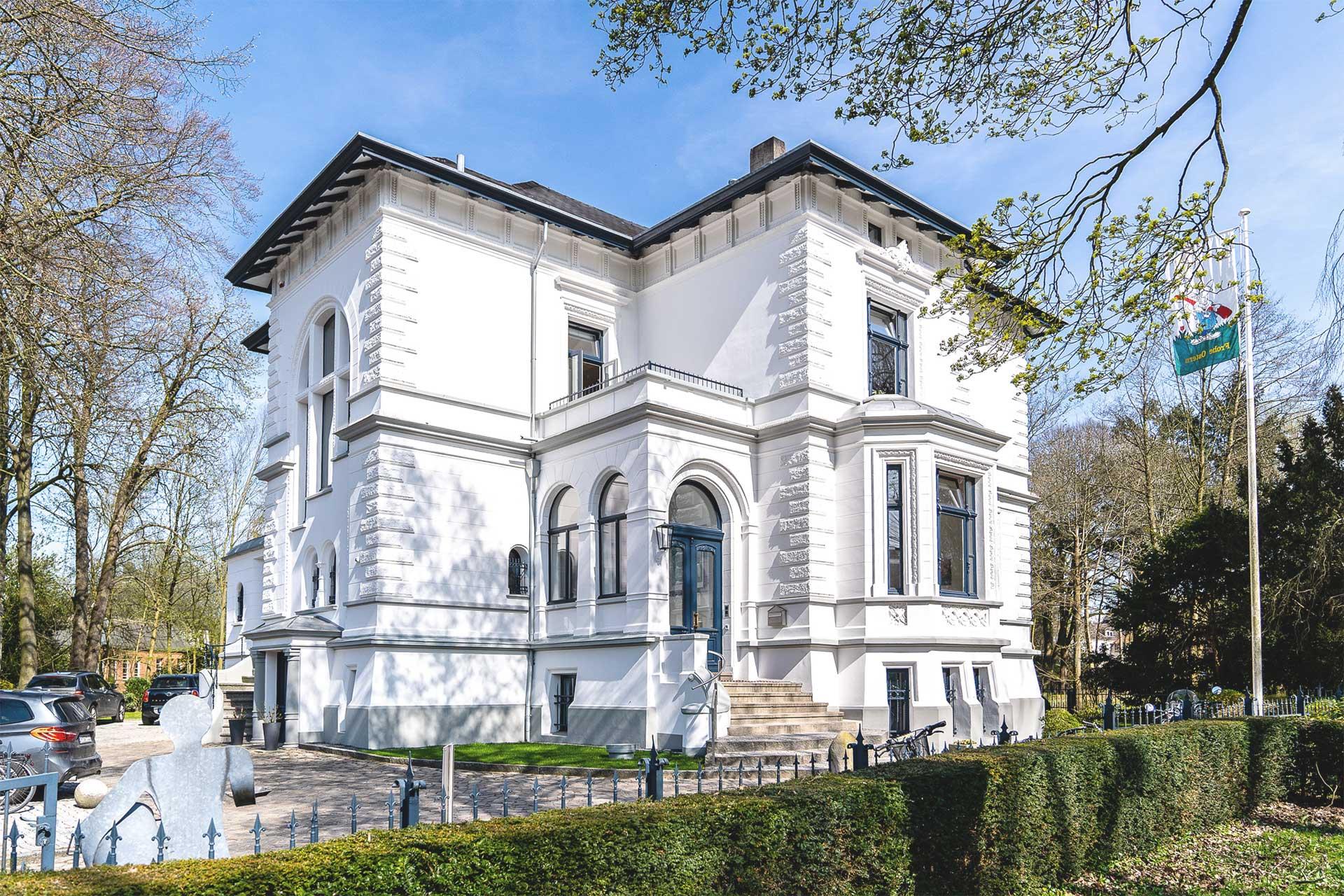 Praxis Gartenallee - Kieferorthopädie Villa
