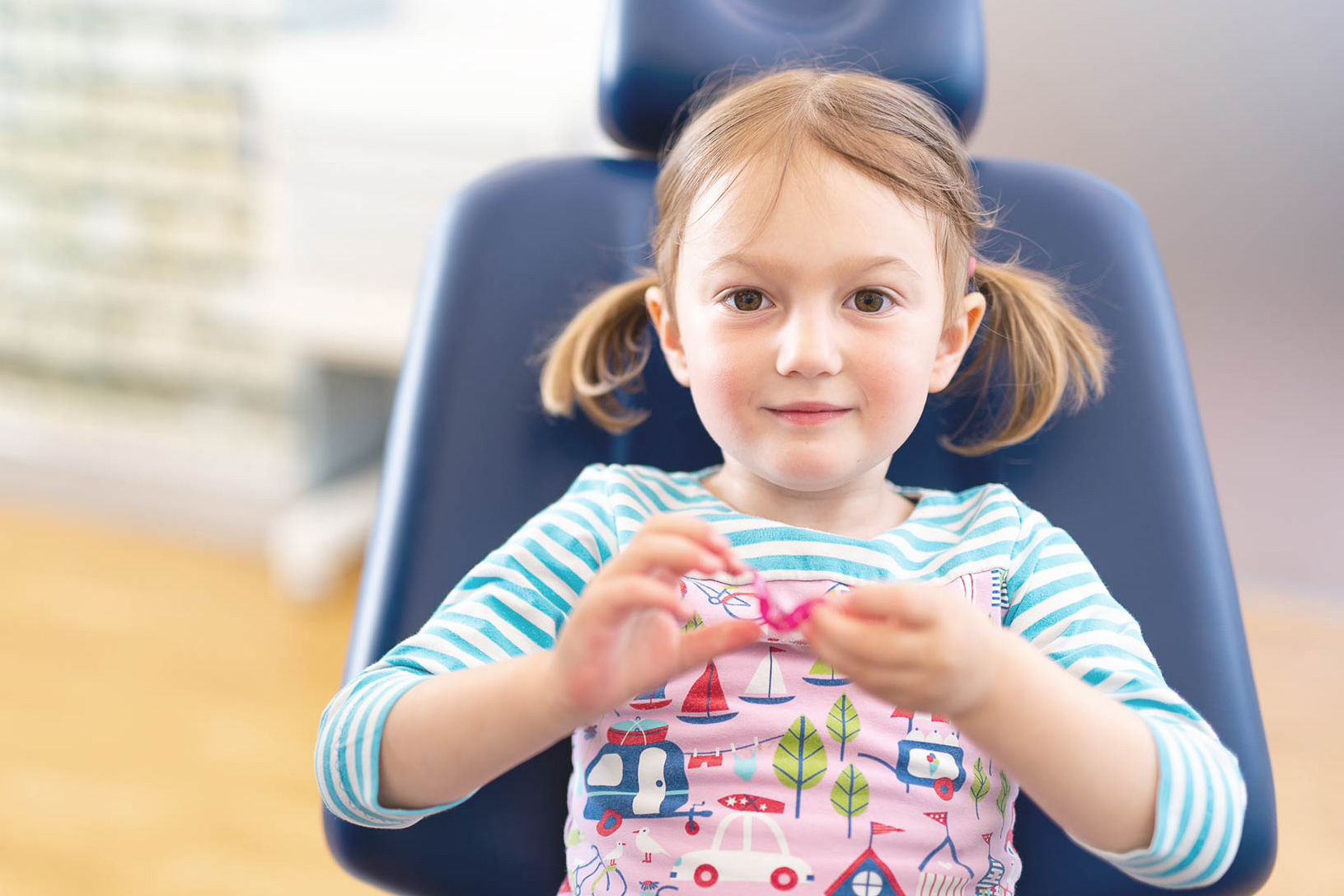 Praxis Gartenallee - Kieferorthopädie für Kinder